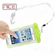Phone Waterproof Mobile Phone Case With Light For 6.5 Inch Mobile Phone