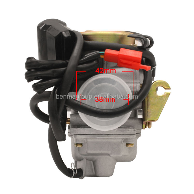 Good Quality Engine Parts GY6 110CC 125CC 150CC Scooter Carb PD24J Motorcycle Carburetor