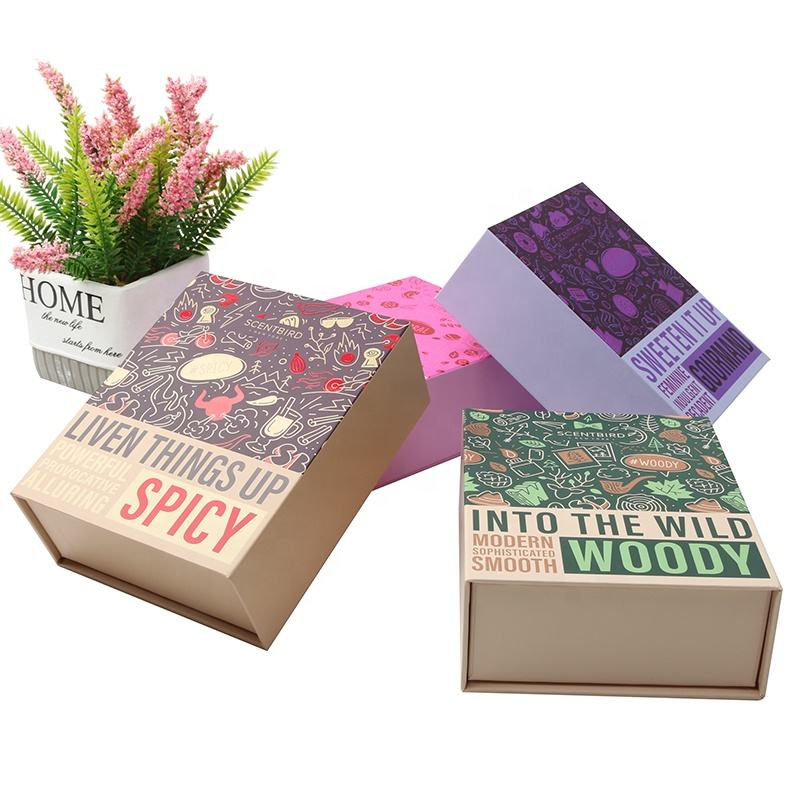 Personal Care [ Board Packaging Box ] Packaging Paper Box Paper Board Perfume Packaging Box