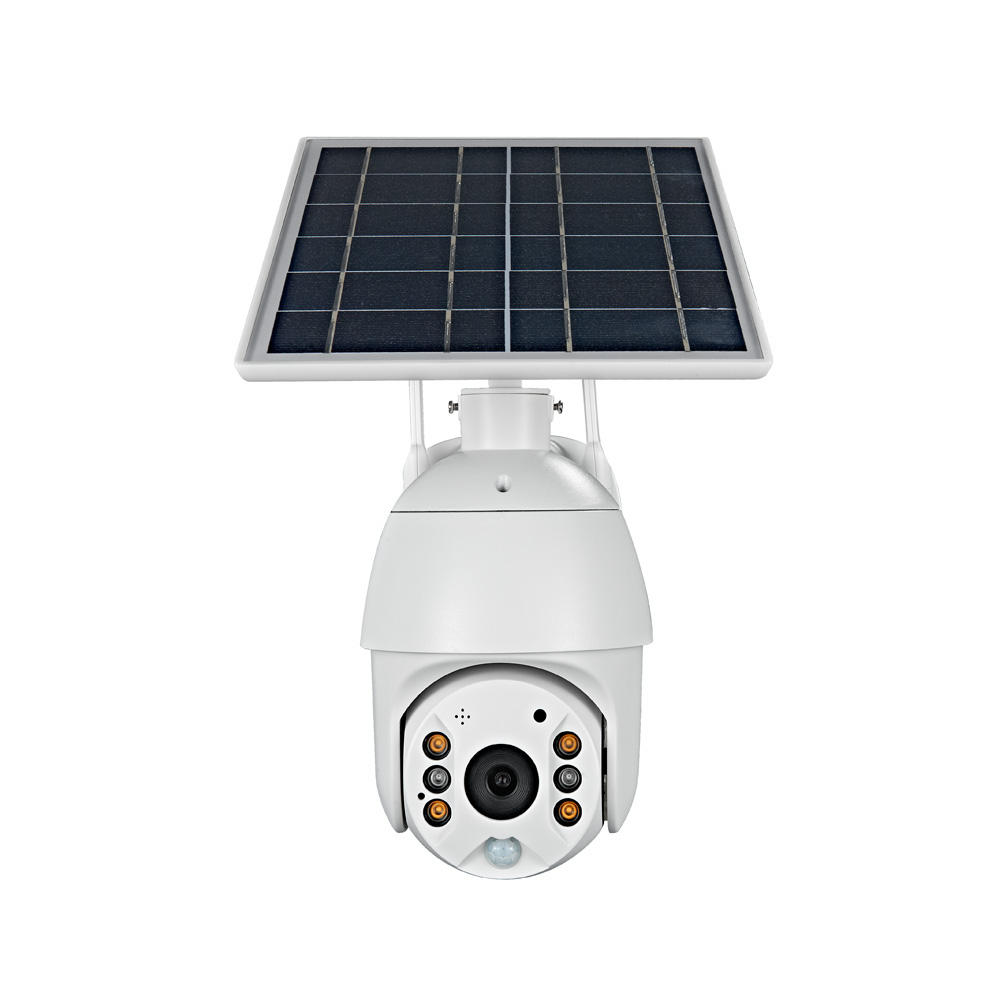 Full HD 1080P 4g 2mp Hd Ite Zoom Cctv Cam Solar Battery Powered Video Surveillance Wifi Ip Outdoor Camera With Pir