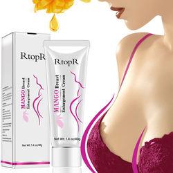 RtopR female beauty bust firming lifting fast growth big chest breast enlarge cream