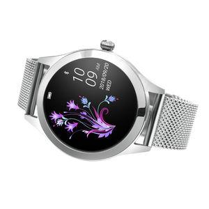 YOUNGEAST Smart Watch Women IP68 Waterproof Heart Rate Monitoring Fitness Bracelet Smartwatch