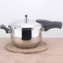 Pressure Cooker Induction Base 5Liter Stainless Steel Gasket 304 Stainless Pot 3 Liter Cookers Cookware