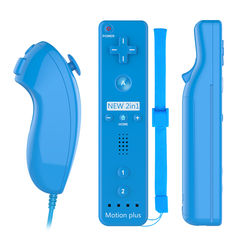 Factory direct supply joystick game controller video game remote controller for wii