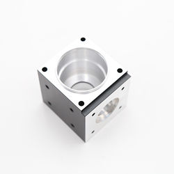 custom cnc machining parts aluminum