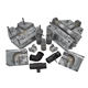 Pipe Mould Mould Plastic Mould INJECTION UPVC CPVC HDPE PP PPR PLASTIC VALVE IRRIGATION PARTS PIPE FITTING MOULD
