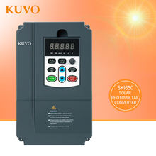 solar water pump inverter motor speed control 0.75kw 1.5kw 2.2kw 4kw 5.5kw 7.5kw DC to AC variable frequency driver