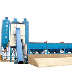 Low Cost Construction Machinery Concrete Mix Batching Plants For Sale
