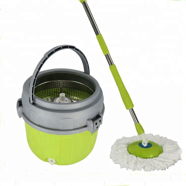Double-drive stainless steel buy best 360 cyclonic spin easy mop LV-22