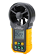 PM6252B Handheld Digital Anemometer With Temperature, Humidity & USB interface