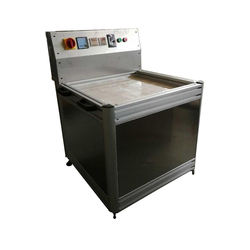 Polishing acrylic machine high productivity thick magnetic component polishing machine