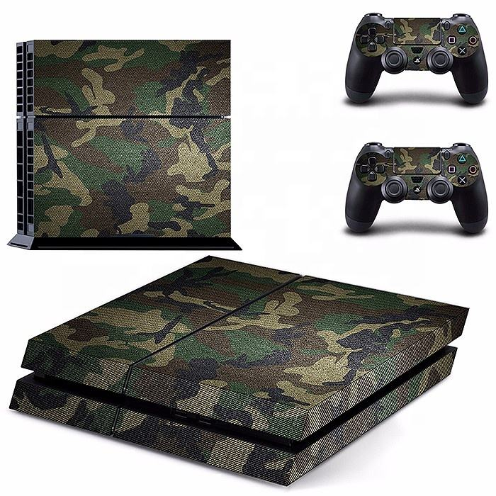 Skin Cover Sticker Vinyl Decal Controller Console For Playstation 4 PS4 China