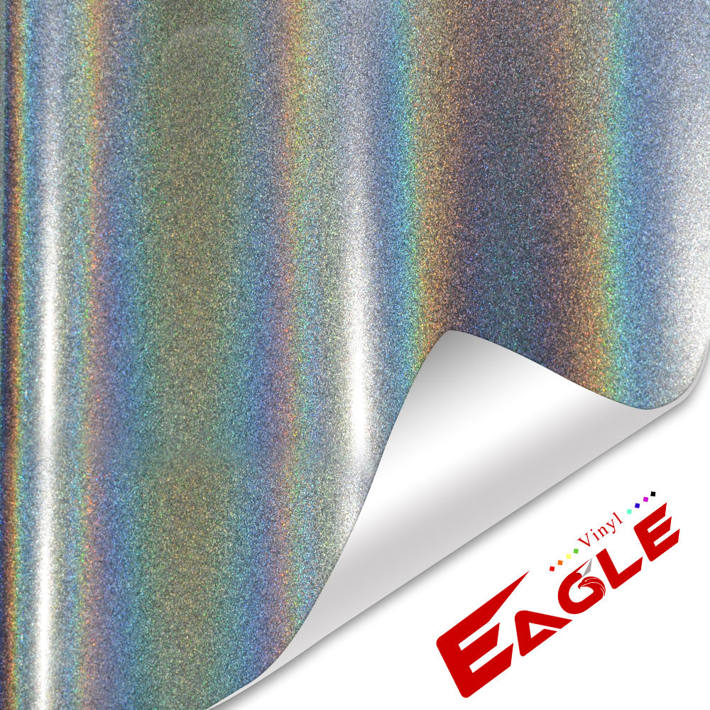 Eaglevinyl Rainbow METALLIC รถ SkinCar ไวนิลห่อ