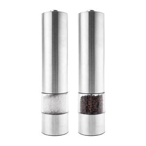 2020 Hot Sale Electric Salt and Pepper Grinder With Adjustable Coarseness and LED Light