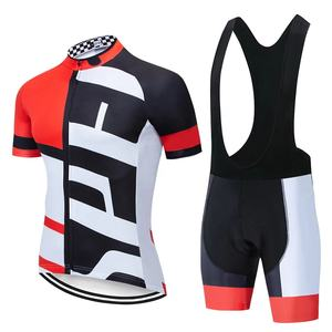 Bike uniform lightweight bike jersey quick dry summer cycling jersey customized breathable bicycle wear