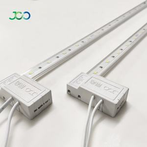 JS SMART LED Outlet SMD 2835 Waterproof Linear LED Light Bar Fixture AC 200-240V Aluminum Profile Led Strip Light Fixture