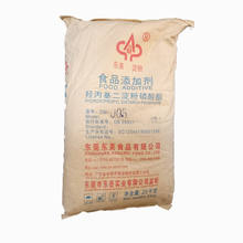 Food grade modified tapioca starch -Hydroxypropyl distarch phosphate (E1442) in China