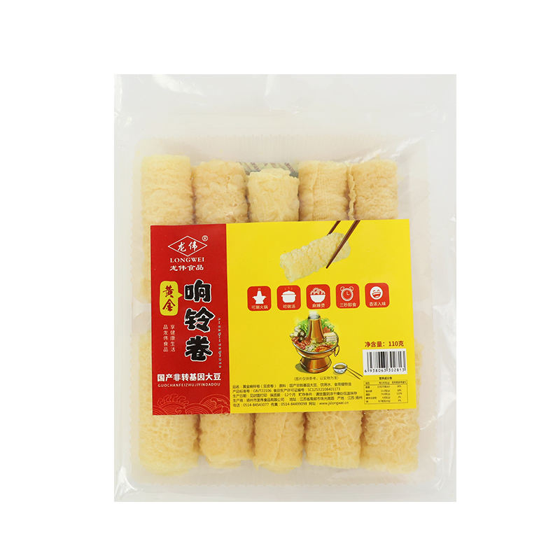 Dried bean curd stick for Chinese Market