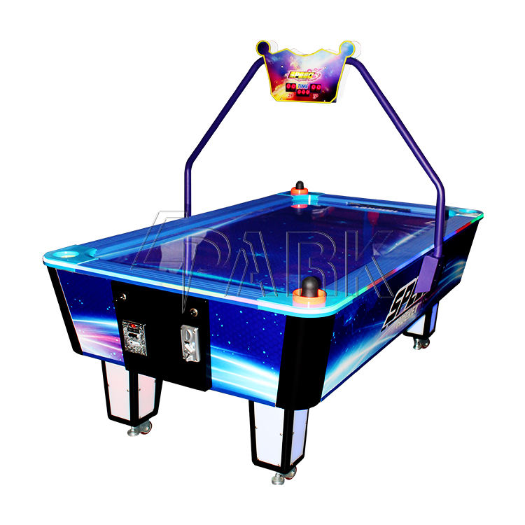 Video game city hockey air cushion game machine large parent-child machine somatic coin-operated amusement game machine