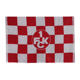 Flag Soccer Flags Screen Print Flags Screen Printing 100% Polyester Custom FKC Race Sports Game Flag Soccer Flags