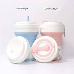 new product 550ml large-capacity sports water cup travel con