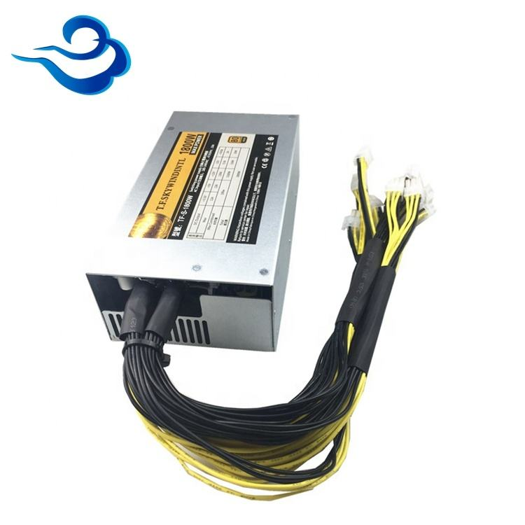 Ready to Ship Miner Spare Parts Lianli 2000w Power Supply 2500w Miner PSU for BTC miner antminer S17