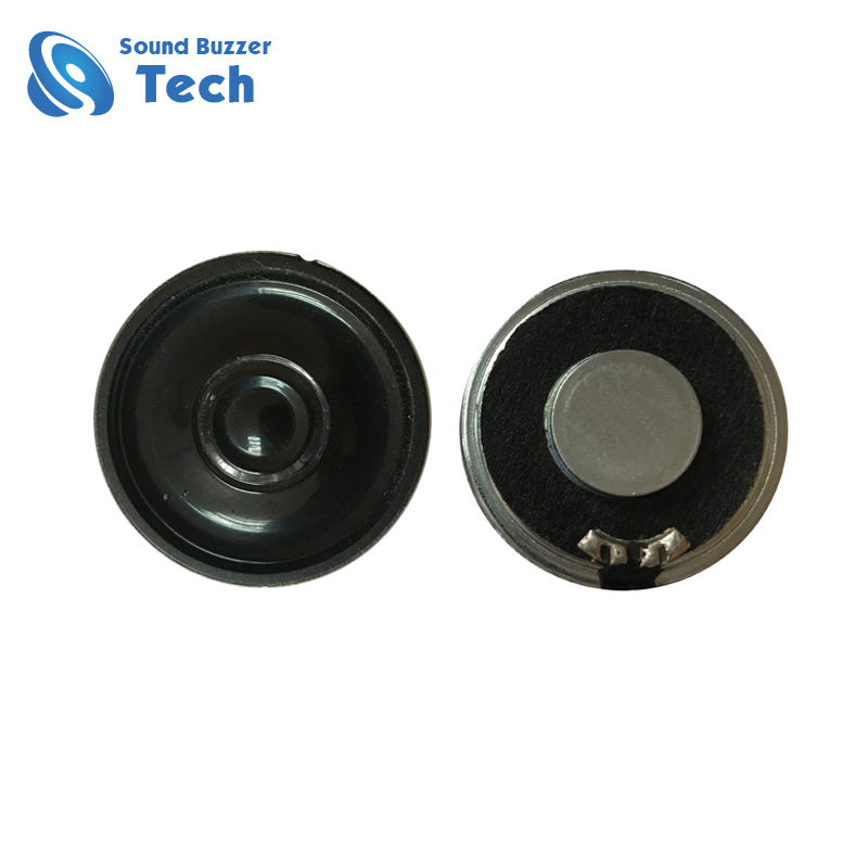 China loudspeaker factory 8ohm 1w 36mm speaker for electric toy