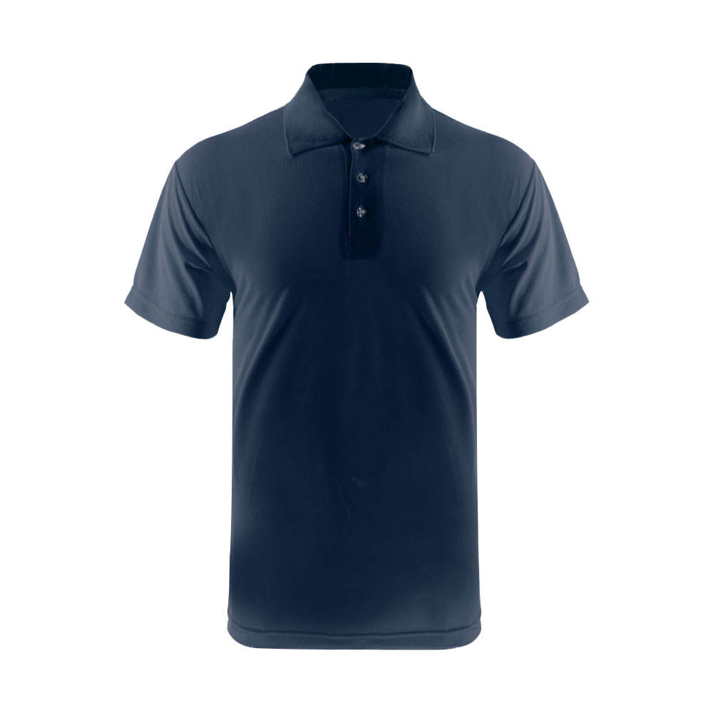 ZUJA OEM Wholesale Logo Plain Blank Gym Clothes Quick Dry Fit Shirts Original Polo T Shirt For Men