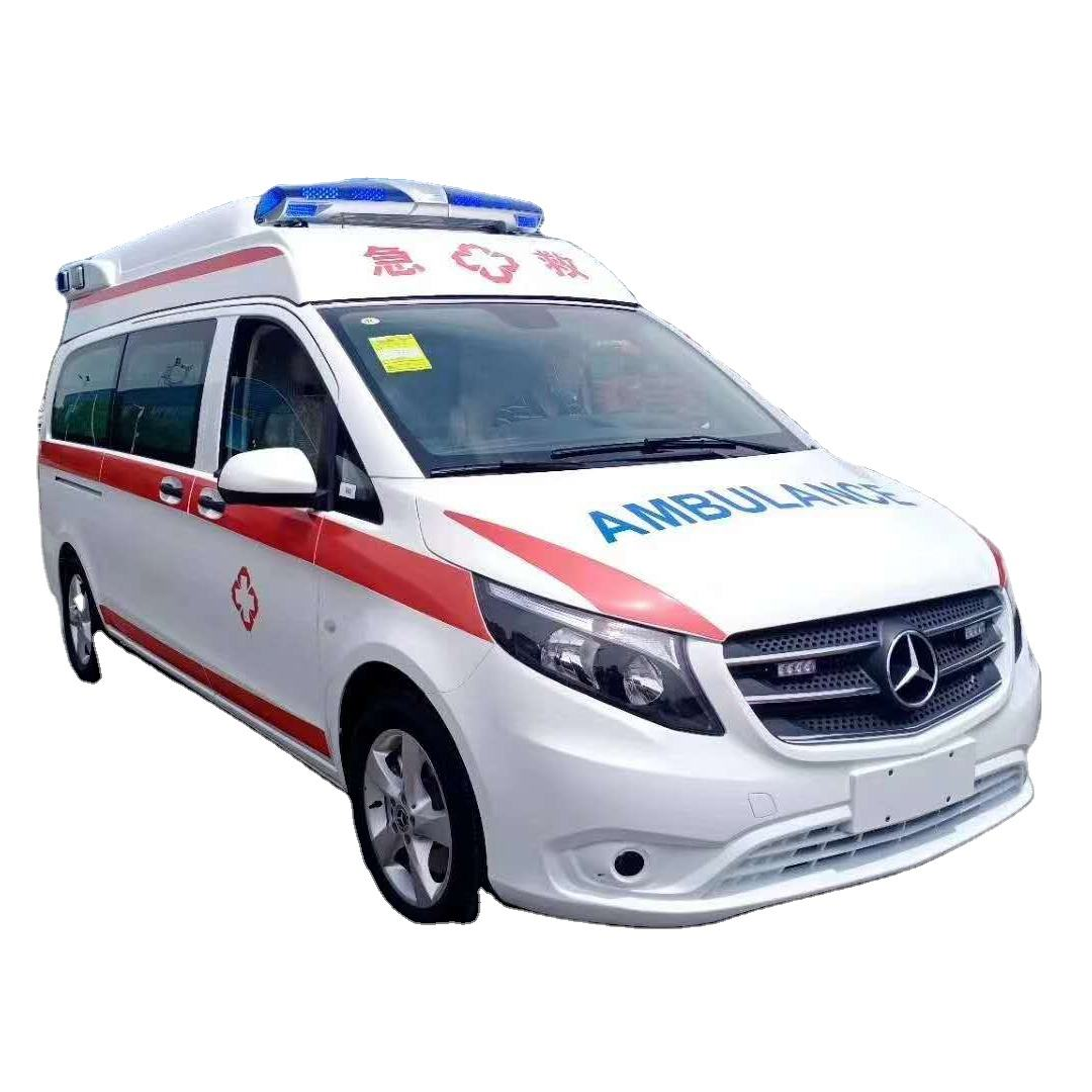 Ambulance China Ambulance 2020 Brand New Good Price China 3 To 8 People ICU Ambulance Car Rhd