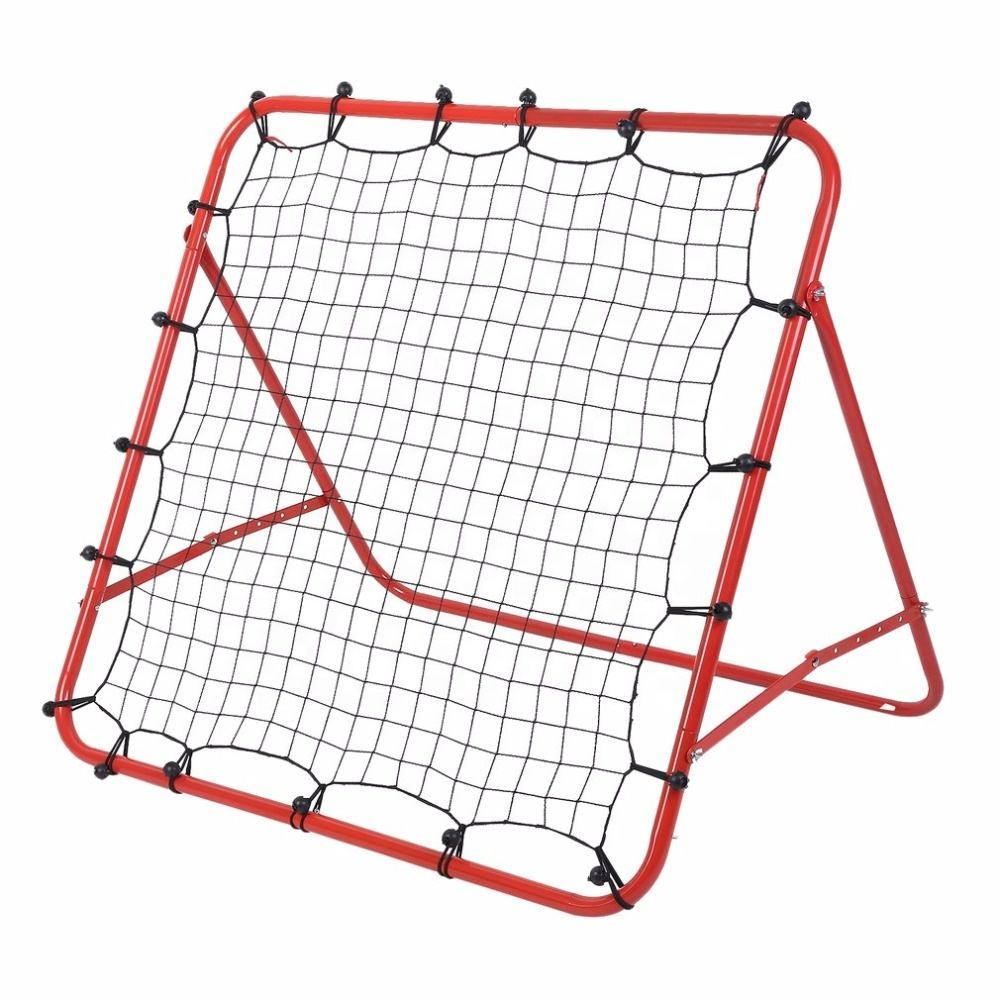 Wear Resistant Soccer Rebound Practice Net And Football Rebounder