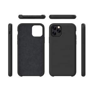 La dernière version de liquide silicone étui pour téléphone portable pour iphone 11