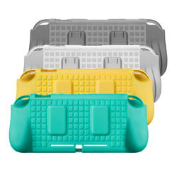 Switch Lite TPU Case Switch Lite host protection case grip with card bit