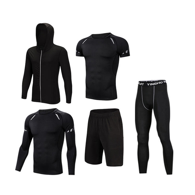 Wholesale Best Quality And Cheap Gym Men Muscle Fitness Apparel