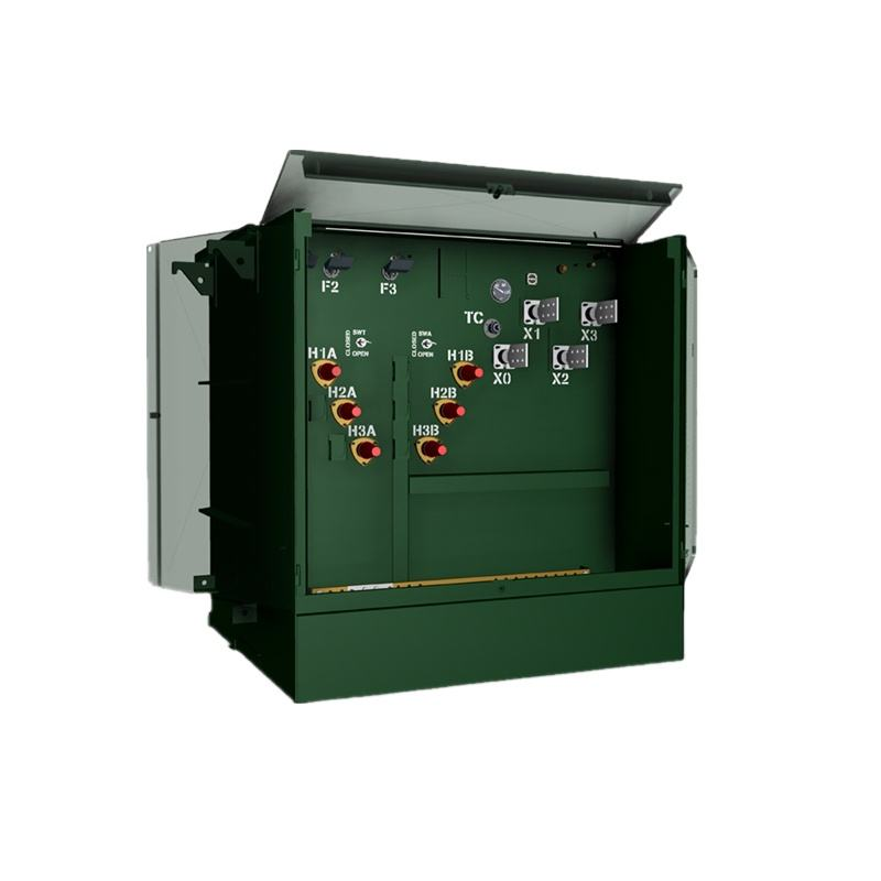 Three phase oil compact transformer 800kva 15/ 0.4kv Compact transformer supplier,250 kva transformer