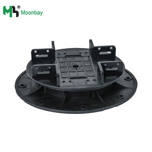 Adjustable wpc decking feet paver support