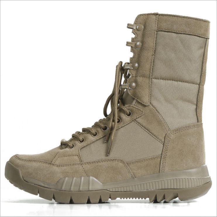 Wholesale Price Best quality Army boot Military tactic desert boot