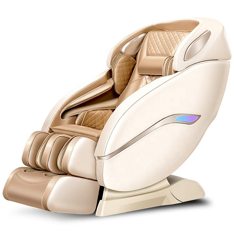 Electric Luxury 3D Full Body Shiatsu 4D Zero Gravity Foot SPA Multifunctional Cheap Massage Chair