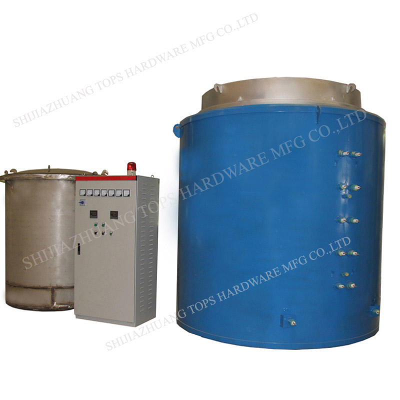 Steel binding wire electrical heating furnace price