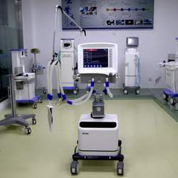 CE approved ICU Ventilator S1100 medical equipment supply for WUHAN  hospitals respiratory support breathing apparatus machine
