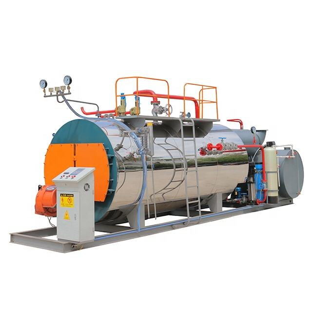 Energy Saving Low Pressure Gas Boiler with Heat Exchanger