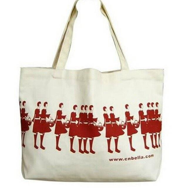 Factory Directly Supply eco-friendly cotton shopping bag