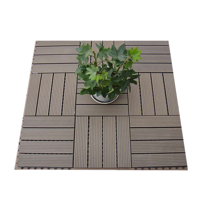China product interlocking decking wood deck tiles cheap