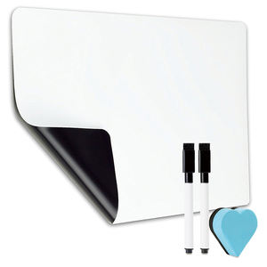 Office Home use Dry Erasable Magnetic Whiteboard Sheet Whiteboard Magnetic Message Board for Metal Surface