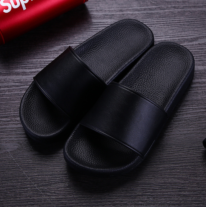 New Style Fashion Men'S Slippers Sandals Customized Logo Multicolor Indoor High Quality Slipper
