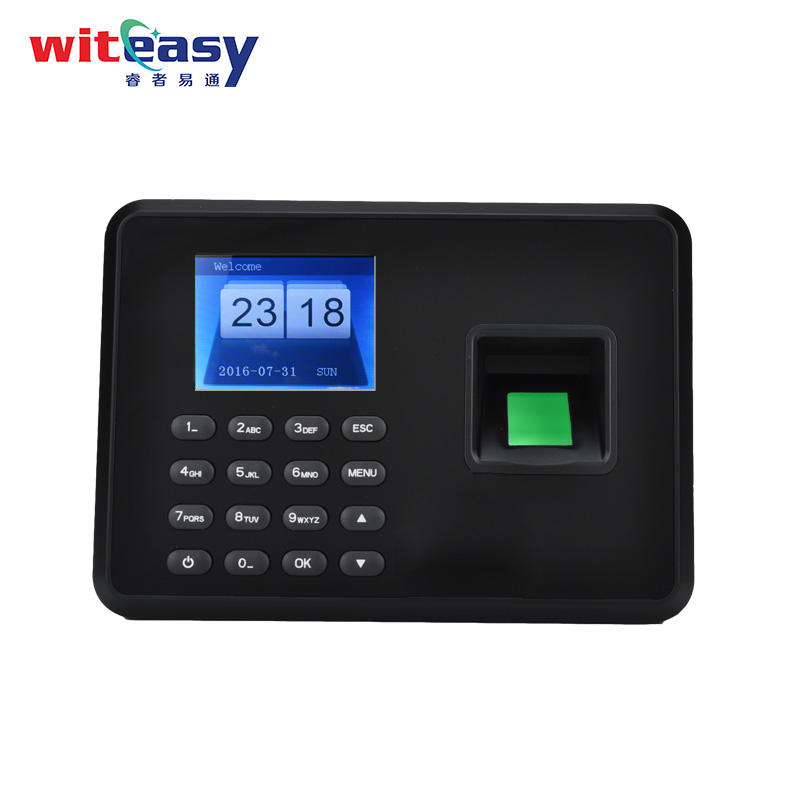 Time Attendance Device for company and factory with fingerprint/password /card