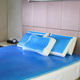 Cooling [ Cooling Gel Topper Mattress ] Factory Temperature Reduced Summer Use Cooling Gel Bed Topper Mattress