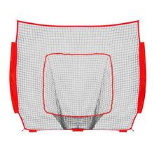The accessories net of  7*7FT baseball and softball practice batting training net