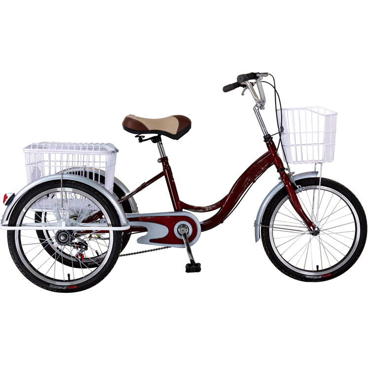wholesale 2020 modern high quality cheap price 3 wheel adults tricycles three wheel bicycles trike for sale
