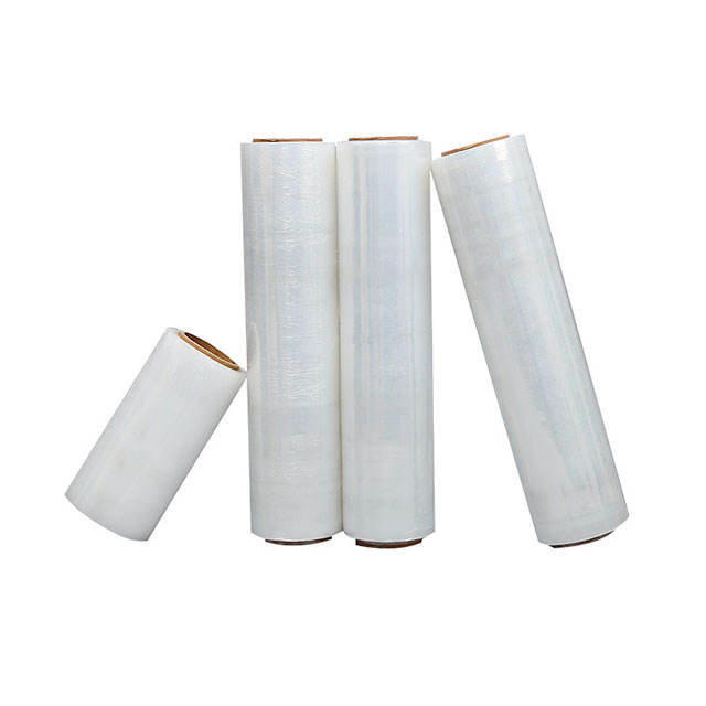 Pe Stretch Packaging Film Polyethylene Stretch Wrap