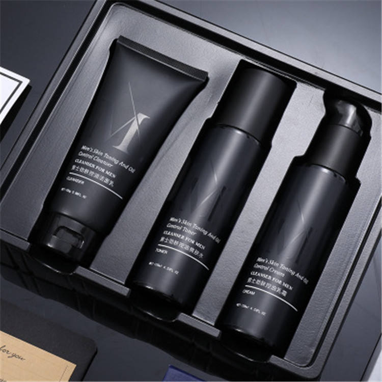 Men Skin Care Set Face Cream Skin Care Whitening Acne Treatment Moisturizing FaceRepair Oil Control Men Care Set